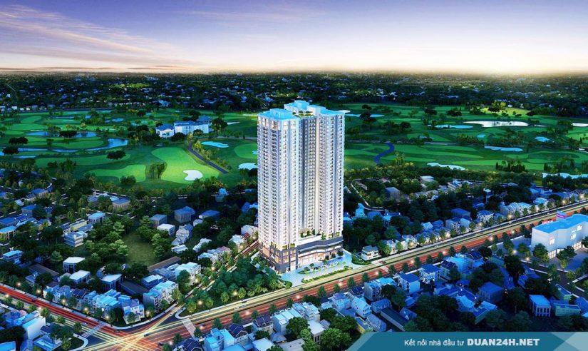 Chuyển mục đích sử dụng đất dự án cao 40 tầng hơn 1000 căn hộ tại Thuận An