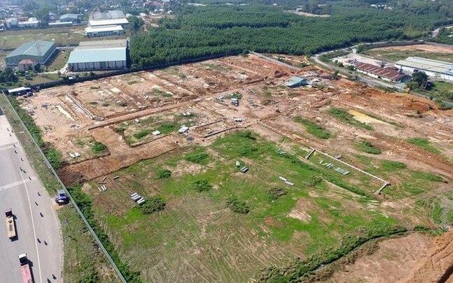 Đồng Nai cam kết bàn giao mặt bằng 1.800 ha để xây sân bay Long Thành trong năm 2020