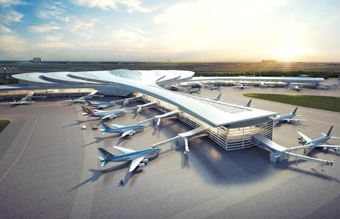 Chốt thời gian giao toàn bộ mặt bằng dự án sân bay Long Thành