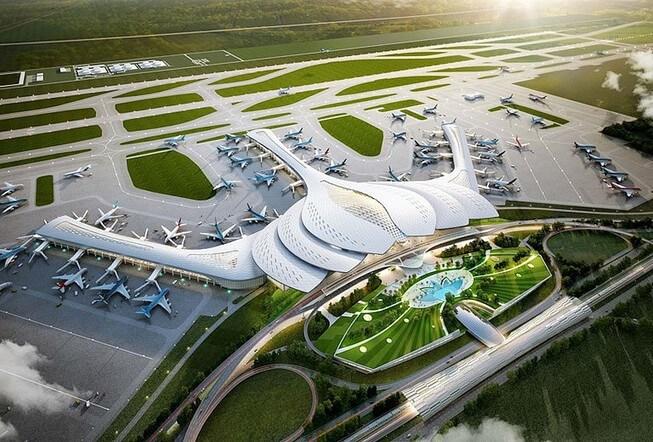 Sân bay quốc tế Long Thành sẽ trở thành cửa ngõ giao thương quan trọng, góp phần thúc đẩy kinh tế quốc gia và khu vực.