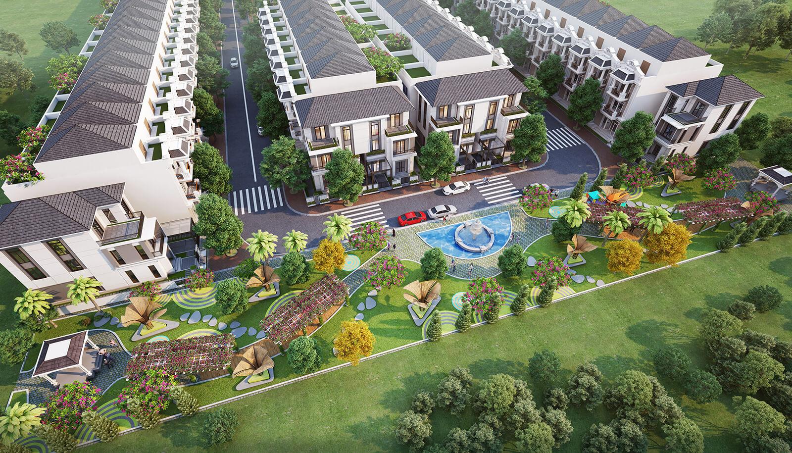 Công viên Tân Phước Center